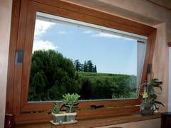 Finestra a bilico in alluminio e legnoFinestra a bilico - AGOSTINIGROUP
