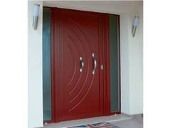 Porta d'ingresso in PVC per esternoPorta d'ingresso in PVC - AGOSTINIGROUP