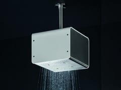 Soffione a soffitto con nebulizzatori CUBO BIG | Soffione doccia - Macò