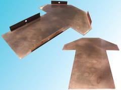 Elemento e griglia di ventilazione TESTATA COLMOVENT 600 - ACCESSORI