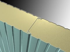 ISOTECNICA, TECNOPARETE Pannello metallico coibentato per facciata