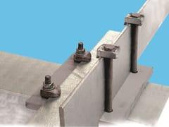 Rampone morsetto per ancoraggio strutture metallicheRAMPONE MORSETTO TIPO BC1 - ARTSTEEL