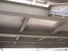 Morsetto graffa ancoraggio pavimentazioni acciaioGRAFFA PAVIMENTAZIONI ACCIAIO FLOORFIX - ARTSTEEL