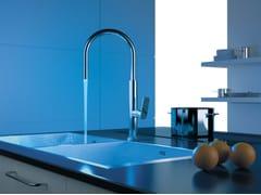 Miscelatore da cucina da piano con doccetta estraibile NKR 73 | Miscelatore da cucina - Cucina