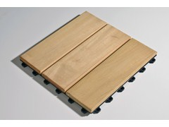 Decking in legnoLarideck® Mono - BELLOTTI