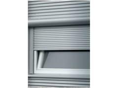 Tapparella / saracinesca per garage in alluminioAVVOLGIBILI - ELVAL COLOUR