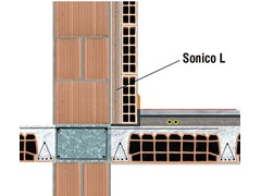 Pannello per isolamento acustico parete e soffitto SONICO L PLUS - THERMAK BY MATCO