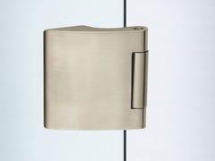 Cerniera per porte in vetro V-402 ECONOMY | Cerniera -