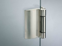 Metalglas Bonomi, V-409 STILO Cerniera per porte in vetro