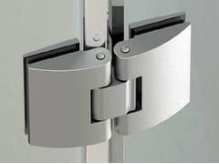 Cerniera per box doccia in ottoneB-202 - METALGLAS BONOMI