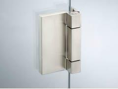 Metalglas Bonomi, V-709 LIBRA Cerniera per porte in vetro