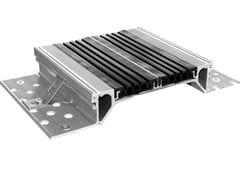 Tecno K Giunti, K FLOOR F 180 Giunto per pavimento in alluminio