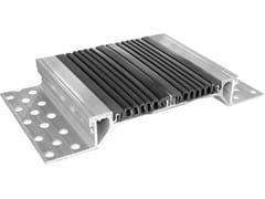 Tecno K Giunti, K FLOOR G220 Giunto per pavimento in alluminio