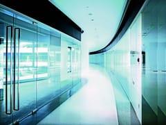 Parete per ufficio in vetroCLIP IN LIGHT - GLASSOLUTIONS