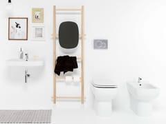 EVER Life Design, RUNG SCALA DA APPOGGIO Scaletta bagno multifunzionale