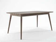Tavolo da giardino in teak VINTAGE OUTDOOR | Tavolo in legno - Vintage Outdoor