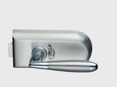 Serratura in metallo V-200 TONDA -