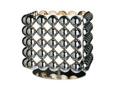 Lampada da tavolo in metallo BUBBLE (5X5) | Lampada da tavolo - Bubble