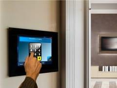 Sistema domotico per gestione sicurezza per uso domestico DOMINA PLUS ANTINTRUSIONE - Interfacce e soluzioni domotiche