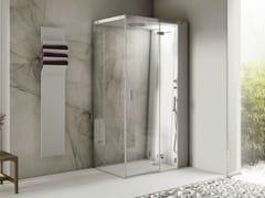 Jacuzzi®, CLOUD 100 Box doccia con bagno turco