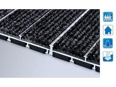 Zerbino tecnico AVIATOR - Sistemi di tappeti tecnici per l'ingresso