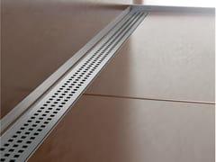 PROFILPAS, CUBE COVER Scarico per doccia in acciaio inox