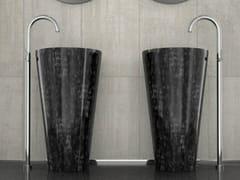 Lavabo freestanding singoloTOM TOM - GLASS DESIGN