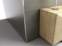 Bordo in alluminio per rivestimentiPROANGLE AX/2 M-DESIGN - PROFILPAS