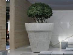 FranchiUmbertoMarmi, BIG MAC Fioriera per spazi pubblici in marmo