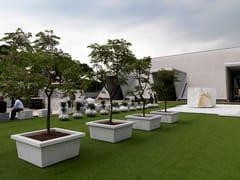 FranchiUmbertoMarmi, SUITEKI Fioriera per spazi pubblici in marmo