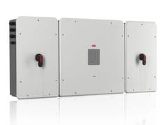 Inverter per impianto fotovoltaico trifaseTRIO-50.0-TL-OUTD - ABB
