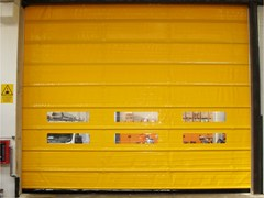 Portone flessibilePorte rapide ad impacchettamento - ARMO
