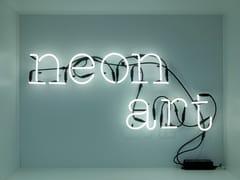 Lettera luminosa da pareteNEON ART - SELETTI