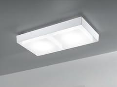 Lampada da soffitto in vetroLUCCA   Lampada da soffitto - AILATI LIGHTS BY ZAFFERANO