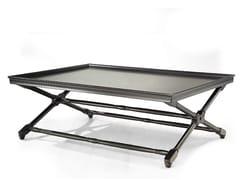 Tavolino laccato rettangolare da salotto HABANA   Tavolino laccato - Habana