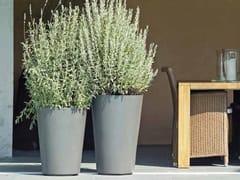 SWISSPEARL Italia, ALTO Vaso da giardino alto in cemento