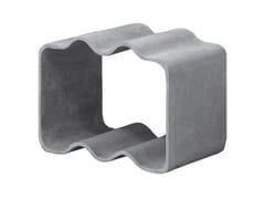 Portabottiglie in cementoCHEERS - SWISSPEARL - AGENTE - DISTRIBUTORE ITALIA