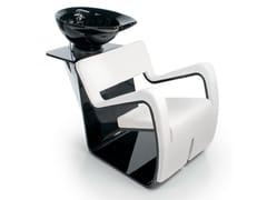 Lavatesta per parrucchieriBLACKWASH - GAMMA & BROSS