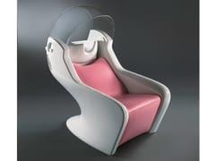 Lavatesta per parrucchieri TECKNOWASH S - Nutopia by Karim Rashid