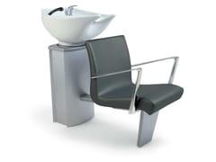 Lavatesta per parrucchieri WASH INN ALUOTIS - Gamma Store