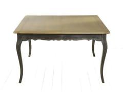 Tavolo allungabile da salotto in legno CITRUS | Tavolo quadrato - Citrus