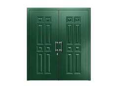 Pannello di rivestimento per porte blindate in alluminio ARIES/KB+ARIES/K - Aluform® Classica