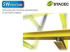 STACEC, SW STRUCTURE Calcolo struttura metallica