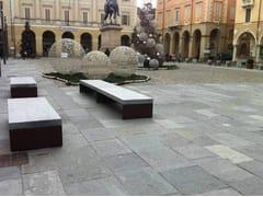 Pavimento per esterni in pietra naturalePIETRA DI LUSERNA - PAVESMAC