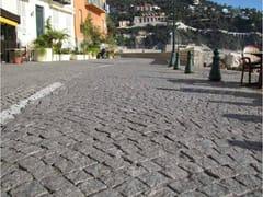 Pavimento per esterni in granitoGRANITO - PAVESMAC