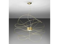 Lampada a sospensione a LED HOOPS - SPHOOPS4 - Hoops