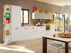 Cucina componibile laccata SWING | Cucina - Swing