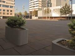 PAVESMAC, RECTANGULAR PLANTER Fioriera per spazi pubblici