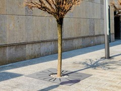 Griglia per alberi in acciaioSUNNY | Griglia per alberi - METALCO