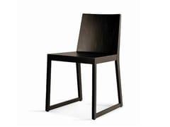 Sedia da ristorante in legno SD-QUENTIN - Quentin